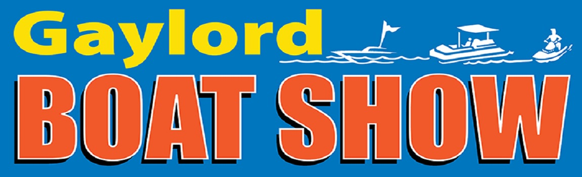 Gaylord Boat Show Banner